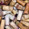 Corchos vino